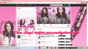 cher lloyd twitter pack by iheartpink-rachel