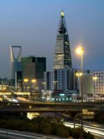 City Of Riyadh    Saudi Arabia by setokaiba89