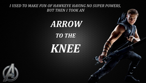 Don't Mess With Hawkeye by Taylor12323