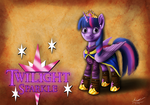 The Princess of Friendship - Twilight's Design by MisiekPL