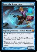 Ryze the Rouge Mage by Swend