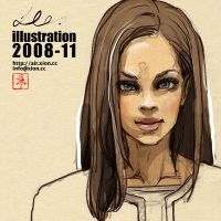 illustration 2008-11 by xion-cc