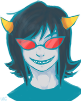 Here Have Another Terezi by Uri-Loves-Cookies