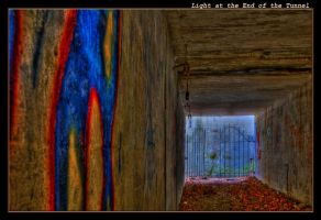 Light at the End of the Tunnel by boron