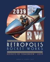 Retropolis Rocket Works by BWS