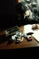 smoking and calculus by titoyusuf