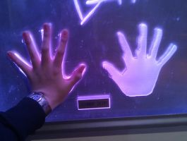 Johnny Depps hands in mine by ComplexMagic