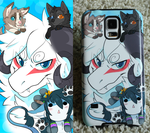 Galaxy S5 Phone Case by nayuki910