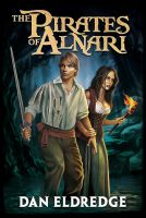 Book cover - The Pirates of Alnari by anderpeich