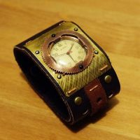 Steampunk watches V2 by yukosteel