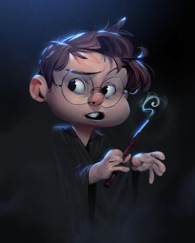 Yer a wizard Harry by MaxGrecke