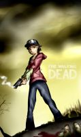 Don't be Afraid, Clem by Smudgeandfrank