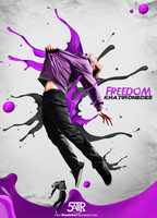 Freedom splash by KhatirDes