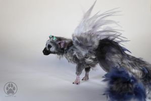 Trico - The Last Guardian OOAK artdoll. by CreaturesofNat