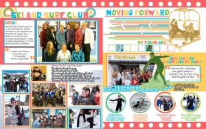 Yearbook Club Page by dhosford