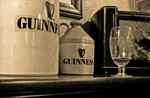 Guinness by daliscar