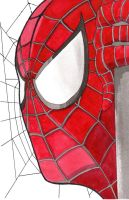 Spider-man commission by nathanobrien