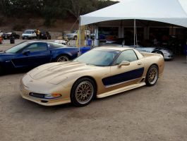 2003 Corvette Guldstrand 427 by Partywave