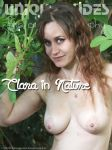 Clara in Nature: Entire series now downloadable by UniqueNudes