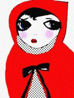 Red Riding Hood by girlpsychic