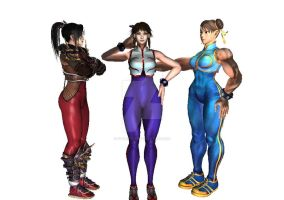 Looking Good, Xianghua by Stylistic86