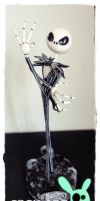 jack skellington 25cm by prok-art