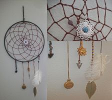 my first dream catcher by RaheHeul