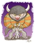 Where the Wild Things Are by tombancroft