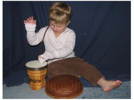 Drummer boy 3 by Polly-Stock