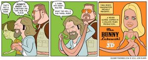 Celebrity Skinned : Lebowski by jonplante
