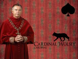The Tudors Cardinal Wolsey by Sturm1212