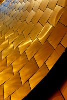 GOLD WALL by ANOZER