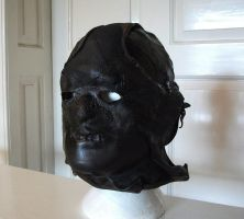 Handmade leather Psycho Mask by Fallout6Bazaar