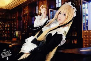 Cosplay - Gosick by Korixxkairi