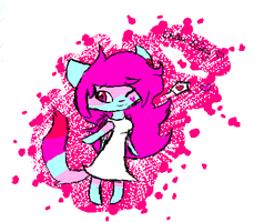 Bitty In Iscribble by BittyKatStudios