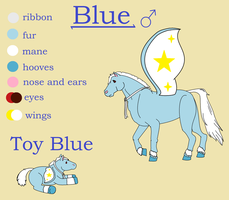 Blue Reference Sheet 2015 -Old- by TheDragonInTheCenter