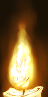 30min Challenge - Fire by atryl