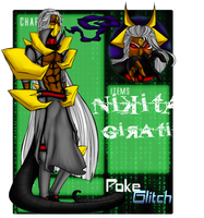 King of Chaos: Nikita by OH-I-KNOW-HER