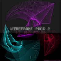 Wireframe Pack 2 by TonyApex