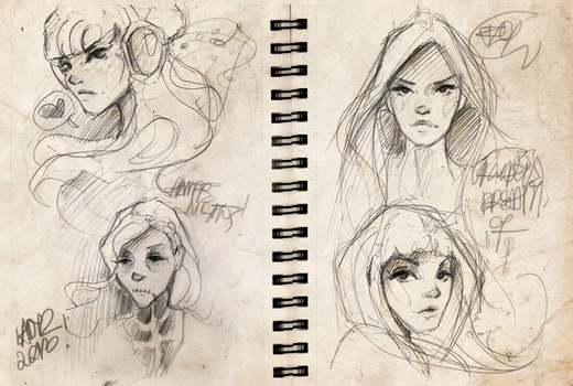 sketches#06. by Lady2