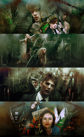 4 Requested Slytherin Signatures by morphine16
