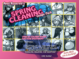 Spring Cleaning Pack by Axel-Rosered