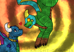 Hope n Drobot by Knight-Of-Aries