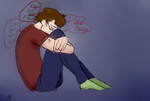 Oops I vent art-ed by spidersarecoming