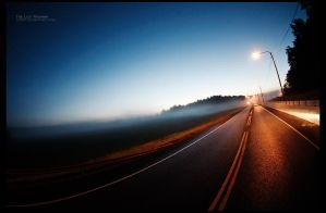 The Lost Highway by RS-foto