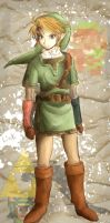 loz link by lazyperson202