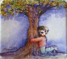 The giving tree - Shel Silverstein by HamidM