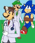AT Doctor surgergy? No way! by SuperSaiyanCrash