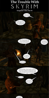 Trouble with Skyrim: Kingdom Come Part 36 by Sir-Douglas-of-Fir