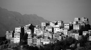 Road from Sana'a to Aden by blink-click